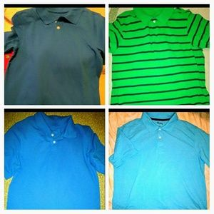 Other - Lot of 4 mens polo style shirts